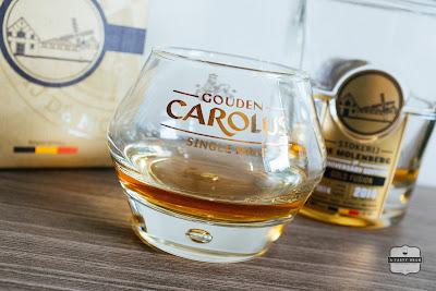 Gouden Carolus De Molenberg Gold Fusion 1st anniversary whisky