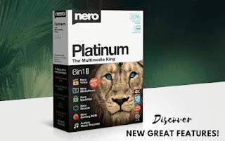 Nero Platinum 2019 Suite 20.0.06500 Multilingual