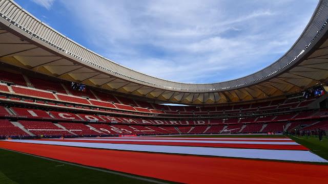 Final da Champions League 2018/19 ocorrerá no Estádio Wanda Metropolitano
