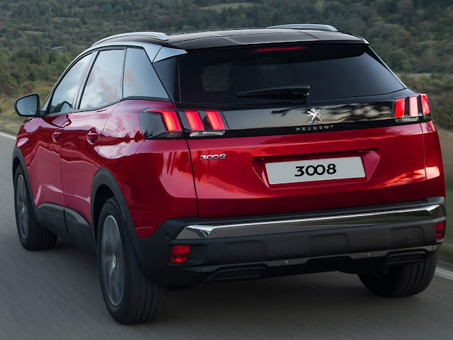 Novo Peugeot 3008 2020 Allure