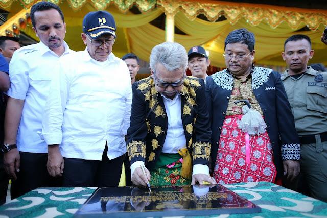 """Jembatan """"Ulama"""" di Aceh Singkil Diresmikan"""