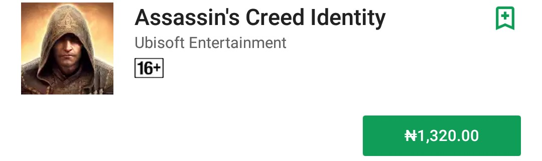 Download Assassin's Creed Identity from Google Play Store