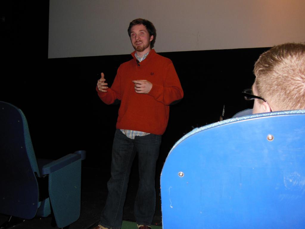 """""""Animosity"""" director Brendan Steere"""