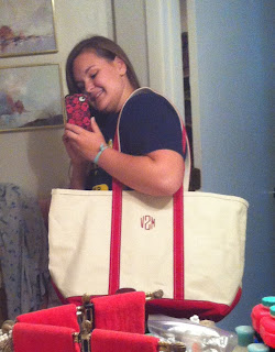 The Total Prepster Let S Talk L L Bean S Boat And Tote Bag