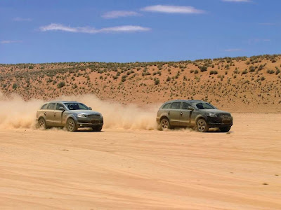 Audi Q7 Off Road Normal Resolution HD Wallpaper 3