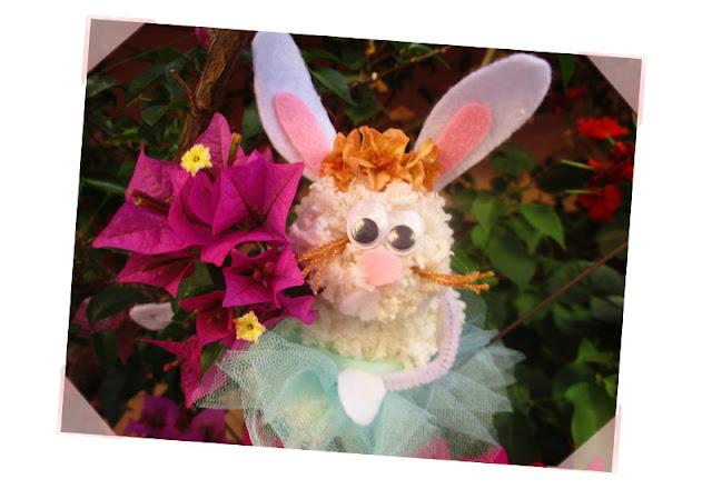 La sobrina del conejo de pascua