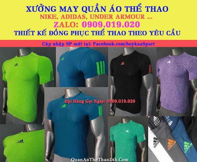 Xưởng Sản Xuất quần áo thể thao Adidas VNXK Giá Gốc (O9O9.O19.O2O) TP.HCM