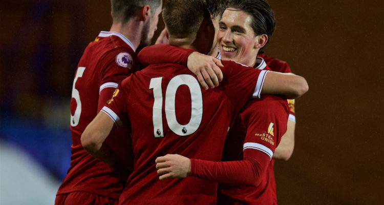 Harry Wilson signs new Liverpool contract as winger looks to force his way into Klopp's plans