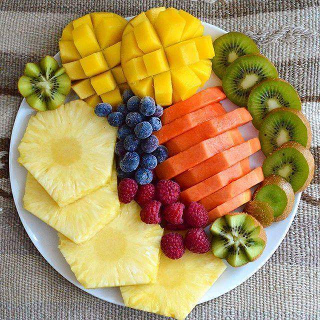 6 idea gubahan buah-buahan, tarik minat anak untuk memakan buah.