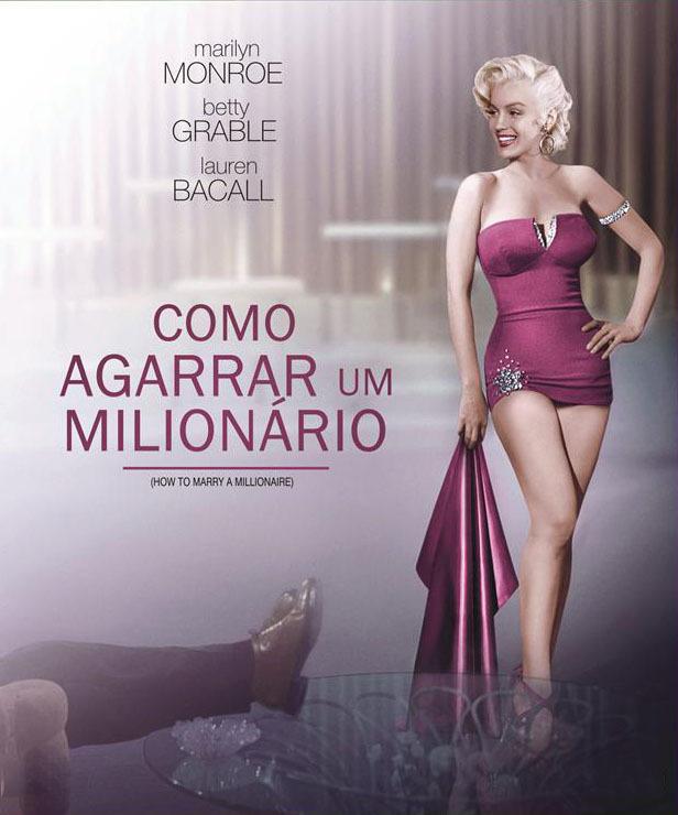 Como Agarrar um Milionário – Dublado (1953)