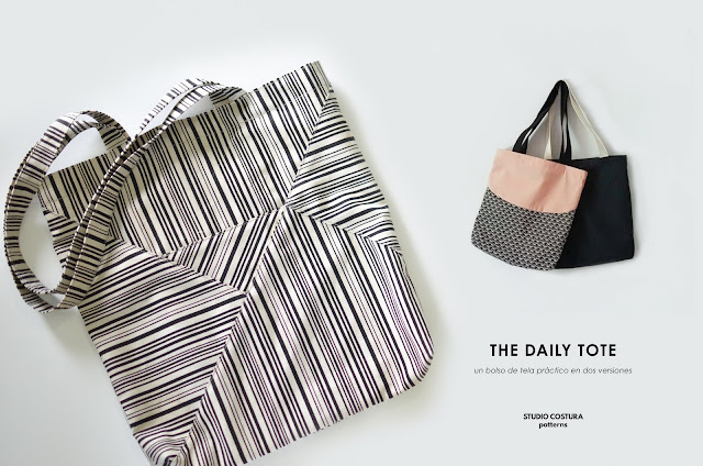 Daily Tote de Sudio Costura