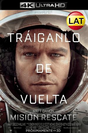 Misión Rescate (2015) Latino Ultra HD 4K 2160P - 2015