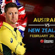 New Zealand Vs Australia Final ICC Cricket World Cup 2015 Live Streaming – Live Streaming of ICC Cricket World Cup 2015 Final