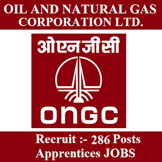 Oil and Natural Gas Corporation Limited, ONGC, Uttarakhand, UK ONFC Dehradun, 12th, Apprentice, freejobalert, Sarkari Naukri, Latest Jobs, ongc logo
