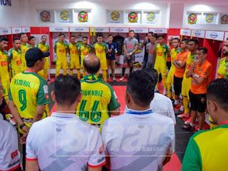 Kedah mencatatkan keputusan sederhana pada musim 2018 apabila berada di tangga keenam Liga Super, pusingan ketiga Piala FA dan peringkat kumpulan Piala Malaysia. - Foto AHMAD ZAKI OSMAN