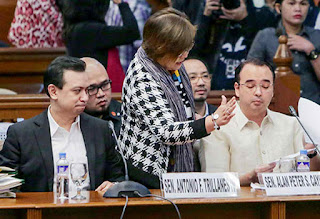 Trillanes, Cayetano, Trillanes apology