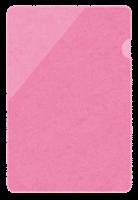 クリアファイルのイラスト()
