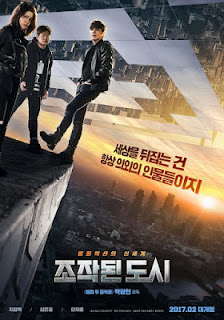 Download Film Fabricated City (2017) HDRIP 720P Full Movie Subtitle Indonesia