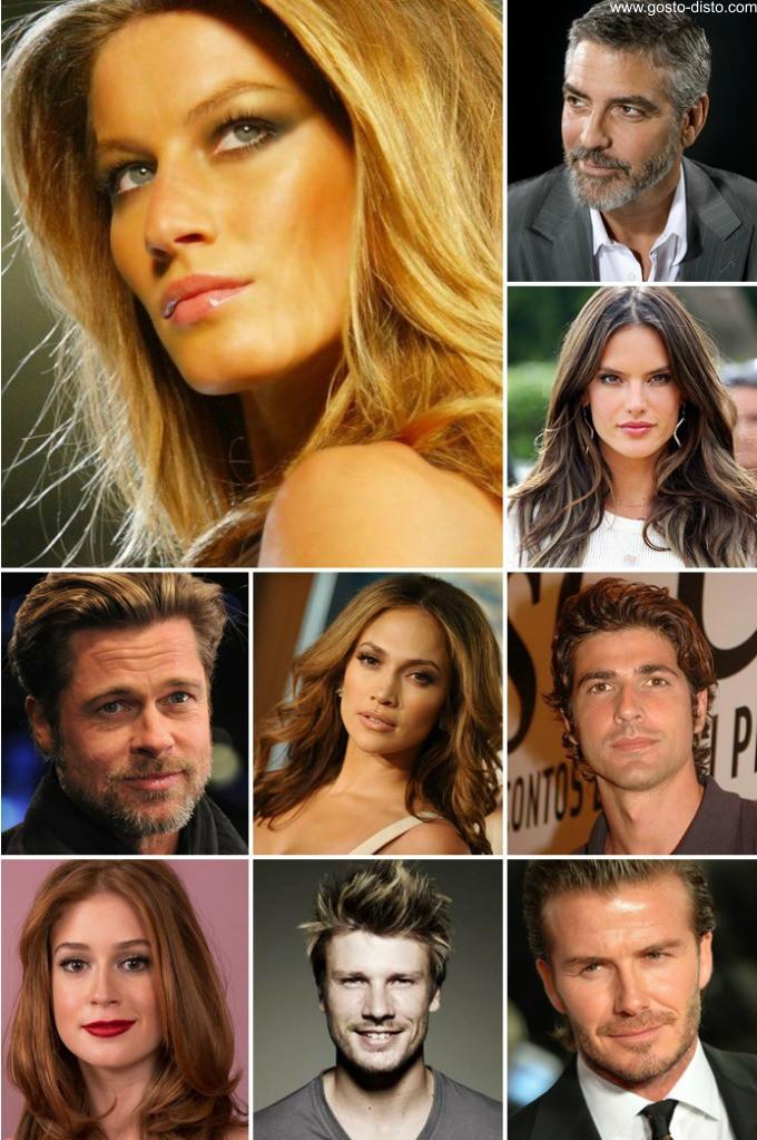 As pessoas mais bonitas do mundo