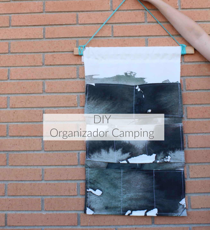DIY Organizador Camping - Decoracion.red