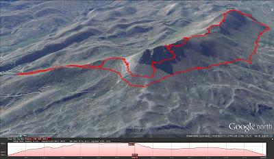 Monte Bolza ridge