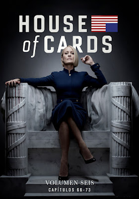 House Of Cards (TV Series) S06 Custom HD Dual Latino