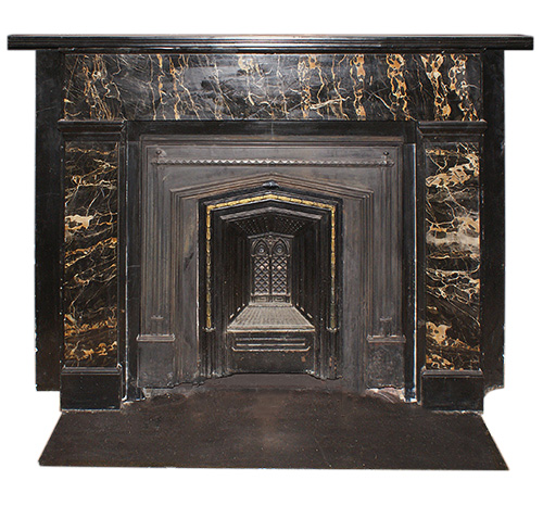 Antique Fireplace Mantel Collection