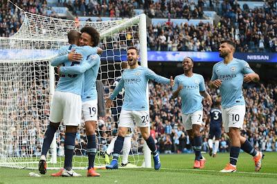 Resultado de imagen para Manchester City 3-0 Fulham