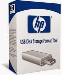 ����� ������ ������ ����� ������ ���� HP USB Disk Storage Format Tool 2.2.3