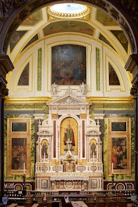 A Tour of the London Oratory: St. Patrick's Chapel