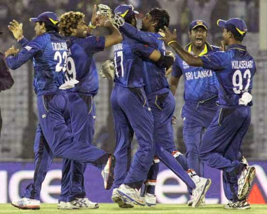 Sri Lanka beat Netherlands by 9 wickets in World T20