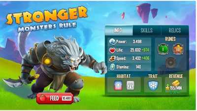Monster Legends Mod Unlimited