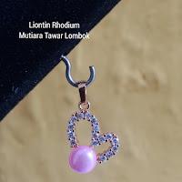 Bentuk Desain Liontin Mutiara Lombok Murah