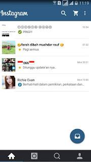 BBM Instagram v2.13.1.14 Apk Terbaru