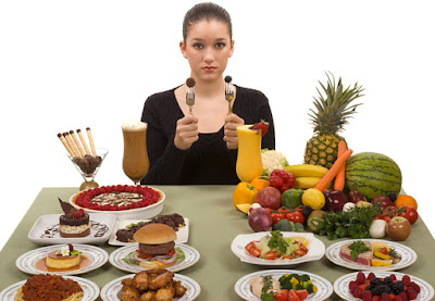 Gesunde Lebensmittel Entscheidungen
