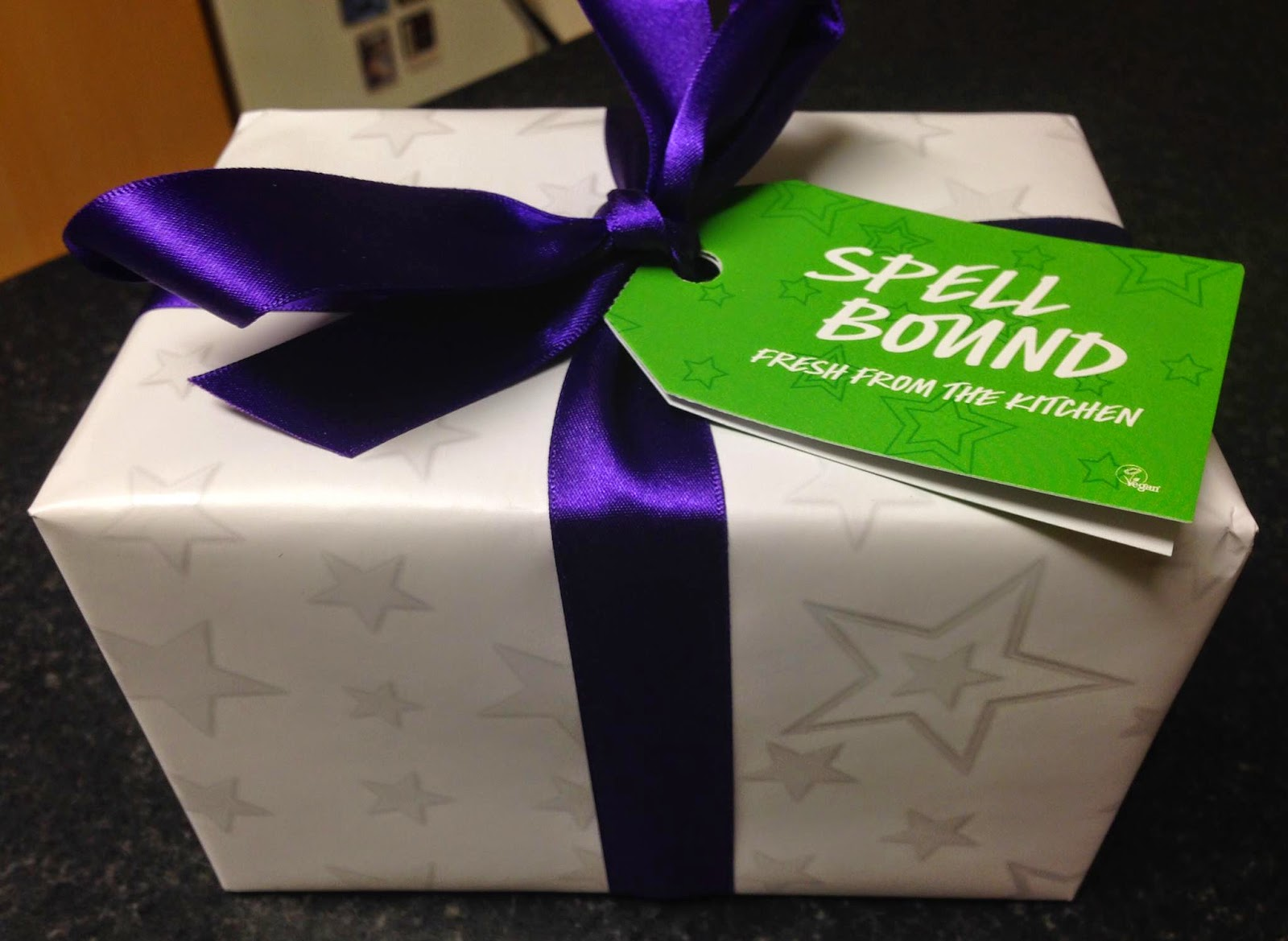 All Things Lush UK: Spellbound Gift Set