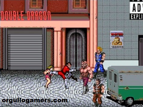 double dragon revolution 2