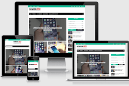 Newser Responsive News Magazine Blogger Theme Free Download