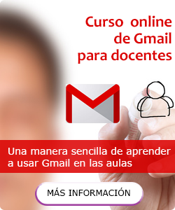 Curso de Gmail para docentes