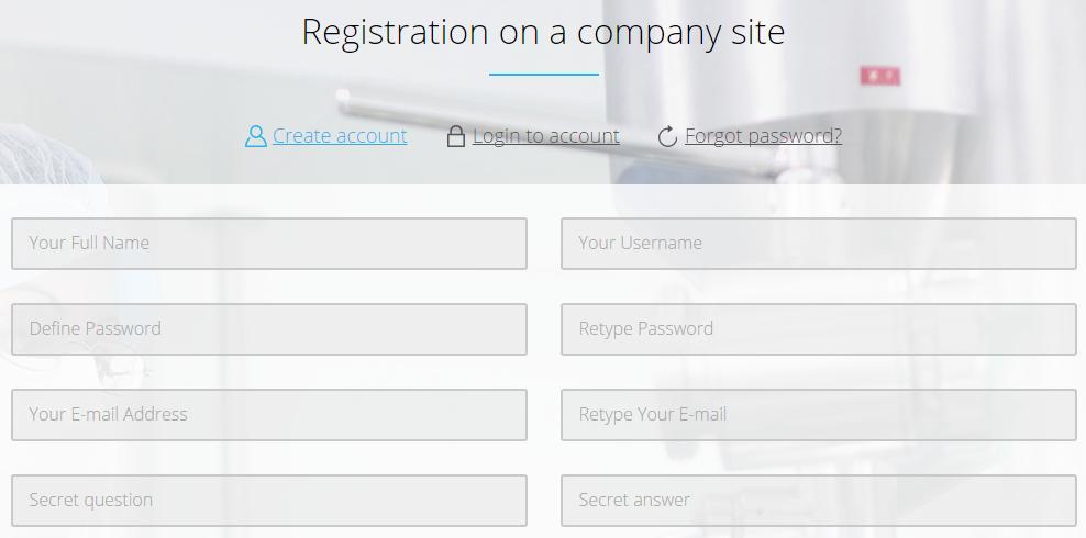 Регистрация в Gems Industry 2