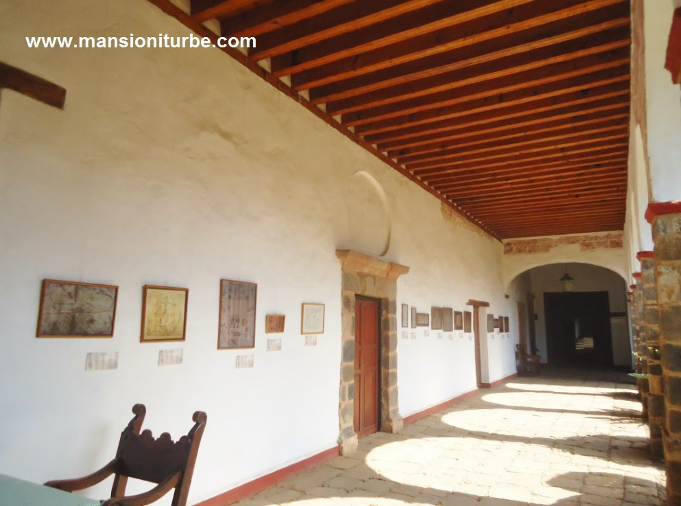 Expo of Codices and Canvasses of Michoacan in Patzcuaro