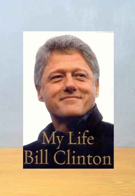 MY LIFE, Bill Clinton