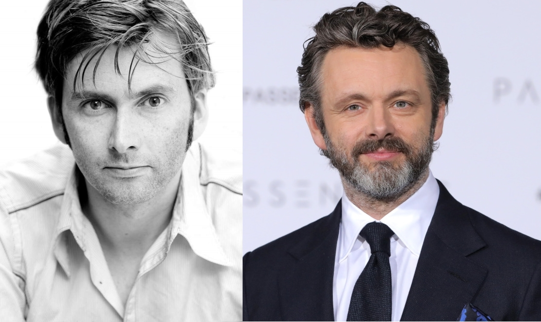 David Tennant and Michael Sheen - Good Omens