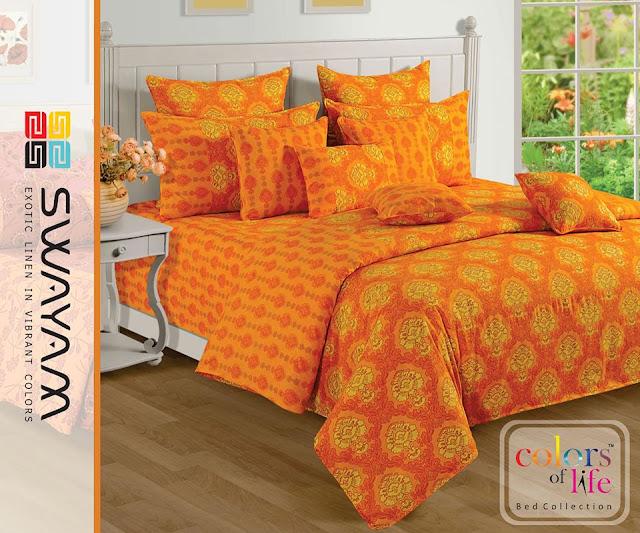 modern bedding set