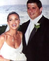 Rosa Blasi dan Jim Finn