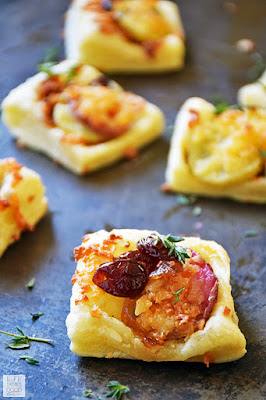 Cheesy Bacon Potato Bite-Sized Snacks
