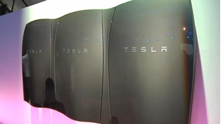 Enviropolitics Blog Tesla Panasonic To Produce Solar