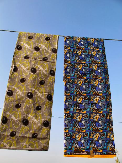 Ghana Styles Ghanaian Fabrics