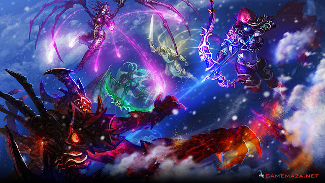 Heroes Of the Storm Alpha Gameplay Screenshot 4