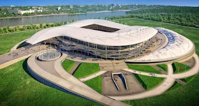 Rostov Arena Rusia